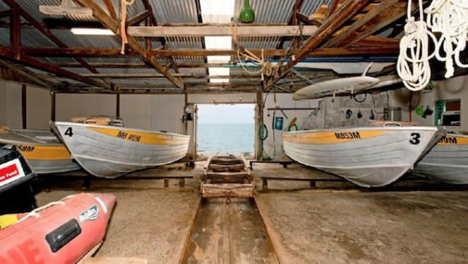 Dromana boat shed sold for $590,000