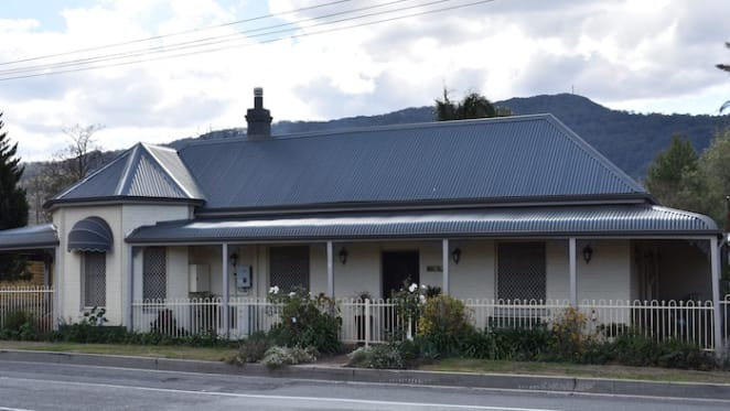 Former Haydonton Inn in the Hunter Valley listed