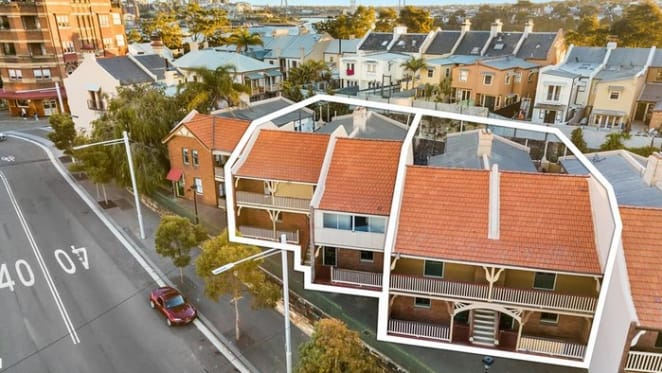 Final two Dalgety Road, Millers Point apartment blocks for sale