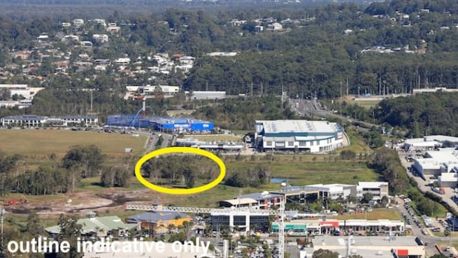 Vacant Maroochydore plot sells off-market for $5 million