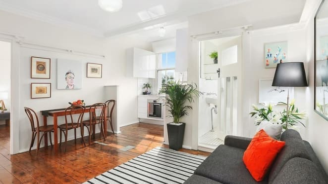 One bedroom Darlinghurst apartments fetches $727,000