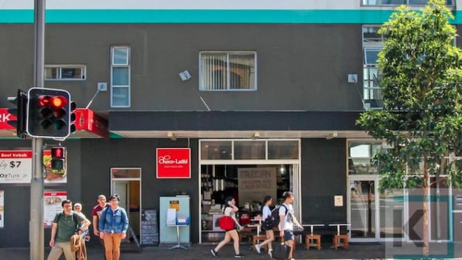 Cafe in Sydney's Darlington snapped up for $1 million