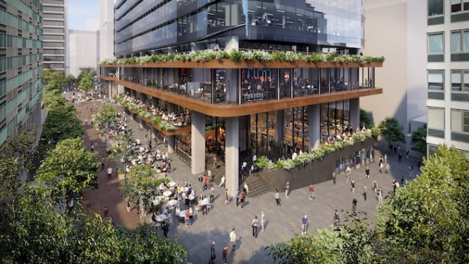 Multiplex to build Channel 9's new North Sydney HQ