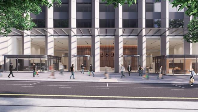 Tenants seek out Dexus' 360 Collins Street office development in Melbourne