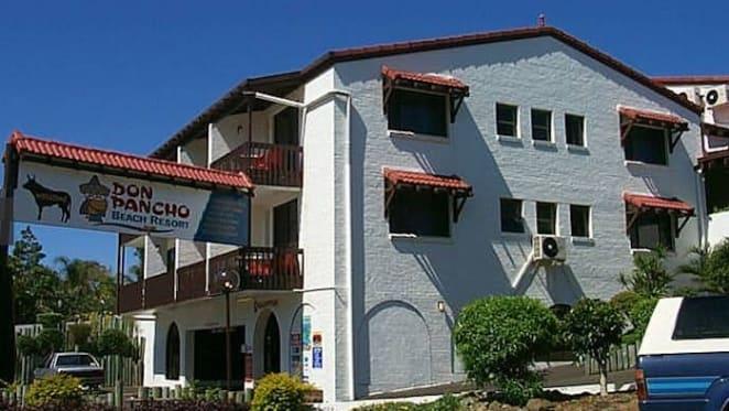 Don Pancho beach resort in Bundaberg seeks trustees for sale