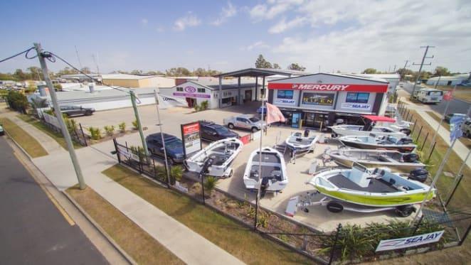 Rifen Marine warehouse premises listed in Rockhampton