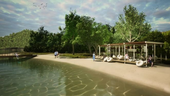 Mayfair releases plans for Dunk Island Spit upgrade