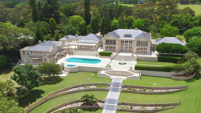 Luxury Dural mansion tops weeks sales at $8.8 million: CoreLogic