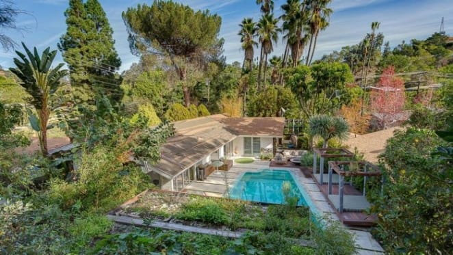 Price reduction on HGTV Host Jamie Durie's Hollywood Hills Home