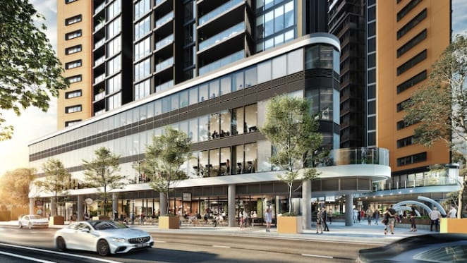 Mirvac achieves 85% sales at St Leonards Square strata office launch
