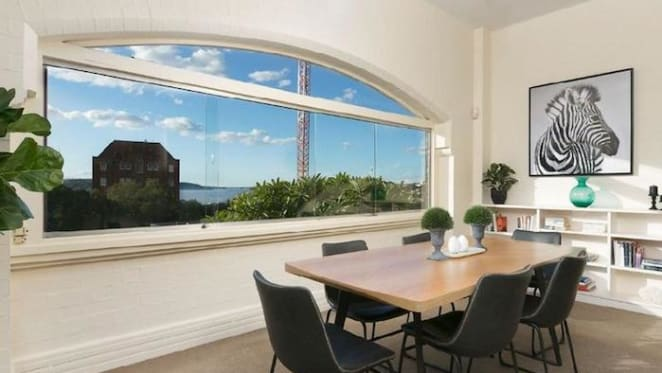 Ainsley Gotto's Edgecliff apartment sold for $1,587,000