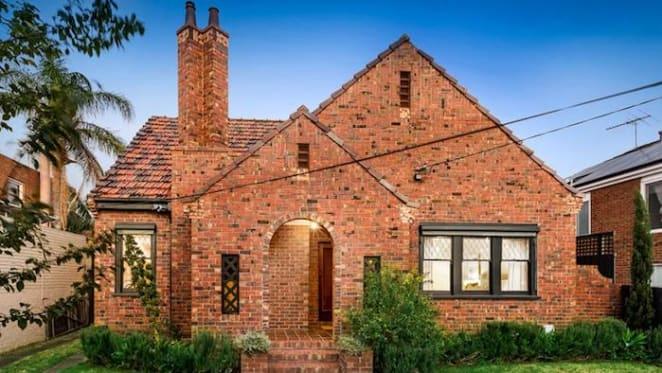 Model Olympia Valance sells Tudor-style Elsternwick home