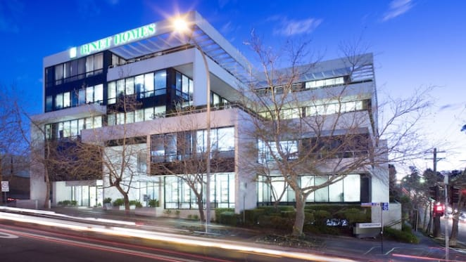 Epping office block sells for double its 2014 price