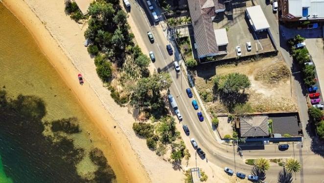 Vacant Ettalong Beach foreshore block on the market