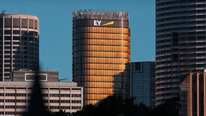 Mirvac wins Best Office Development Award for EY Centre