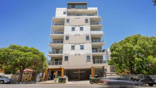 Bargain property in East Perth? Near new apartment makes $150,000 loss