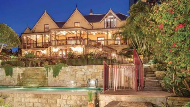 Atherfield, the 1870 Darling Point home, has sold