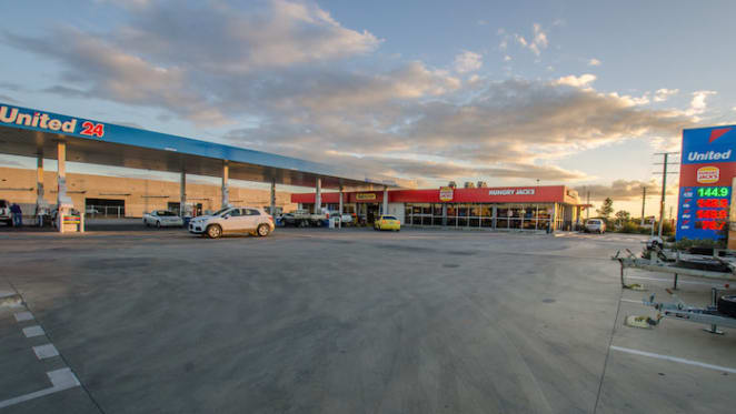 Near-new Echuca service station sold for $7.5 million