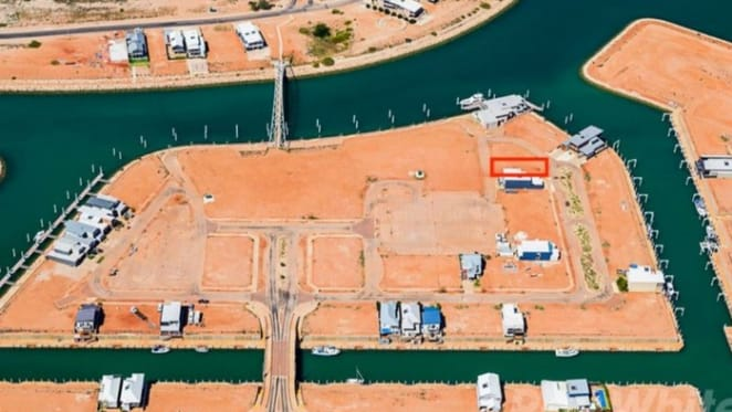Exmouth, WA mortgagee land parcel sold for 60% price reduction