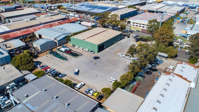 Western Sydney commercial site in Fairfield East exceeds reserve by almost $1m