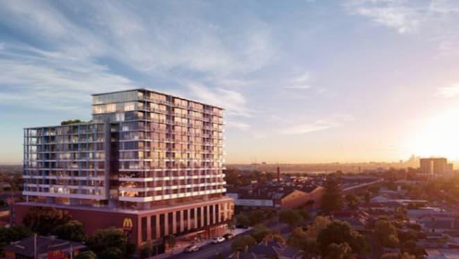 Construction begins at Live City, the $750 million Footscray regeneration project