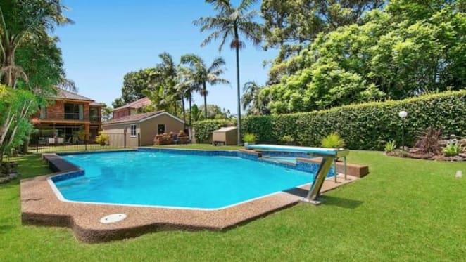 Kieran Foran lists Freshwater home