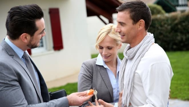 First home buyers at record lows
