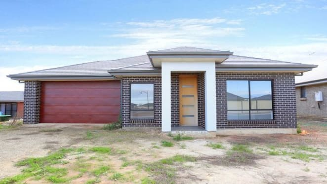 Four bedroom Freeling home listed by mortgagee
