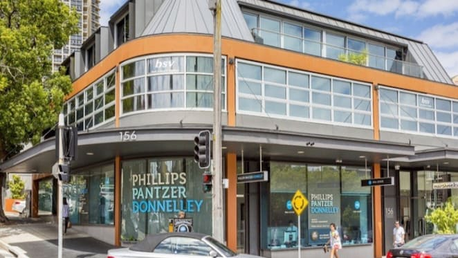 Fully leased commercial building in Sydney's Edgecliff sells for close to $17 million