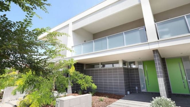 Mortgagee Sunshine West townhouse listed