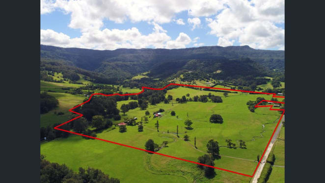 Willowglen, Foxground's early 20th century weatherboard farm home sold