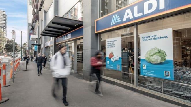 Two ALDI supermarkets in Melbourne for sale