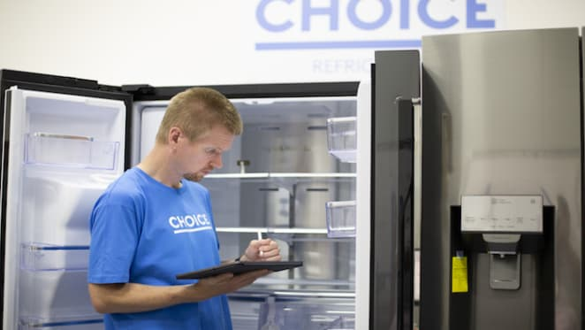 More new fridges than ever failing on delivery: Choice