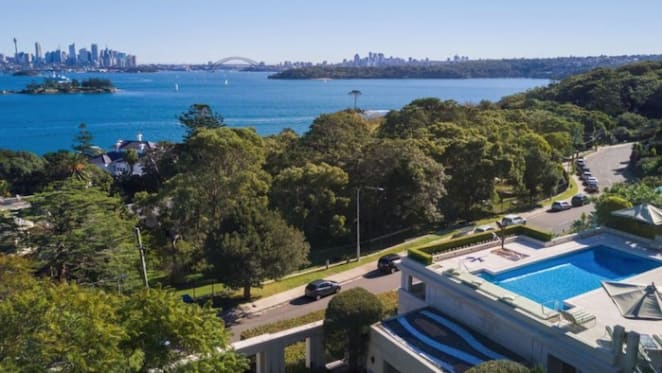 Sydney's most expensive listing of 2019 has $60m price tag
