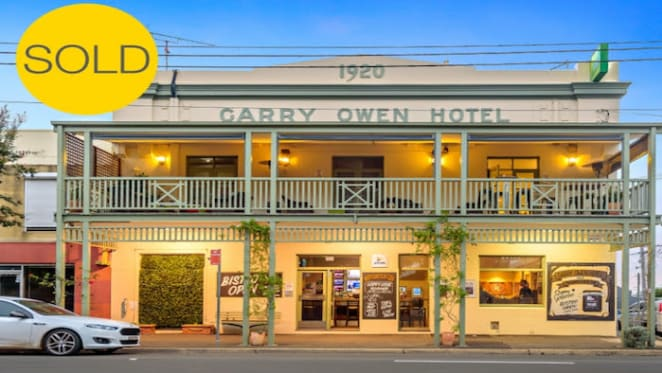 Rozelle's Garry Owen Hotel sells after nearly a year