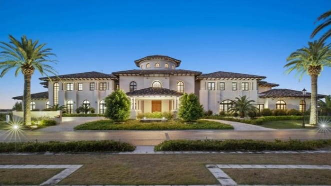 $45 million Sovereign Islands mansion looks to set sale record