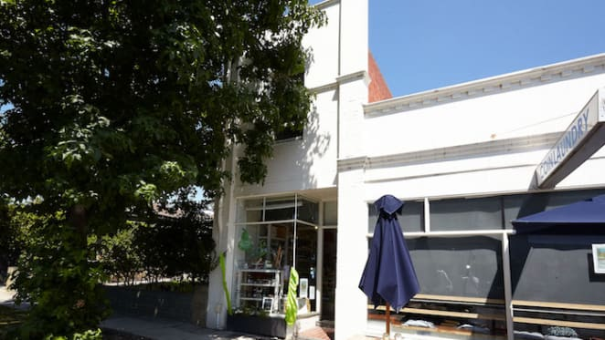 Home of The Little Grocer in Armadale going under the hammer