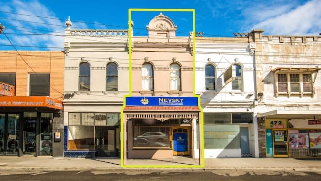 Nevsky, Russian restaurant site in Melbourne's Elsternwick sold for $1.5 million at auction
