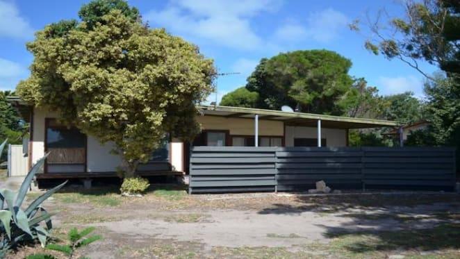 Goolwa Beach, SA house sold by mortgagee