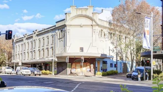 Greek Orthodox Community seek hotel conversion of Oxford Street, Paddington landmark building