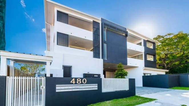 Two bedroom Gaythorne, Qld home listed by mortgagee