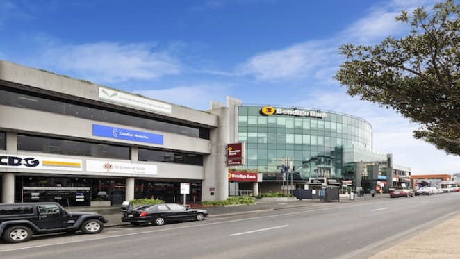 Geelong office duo expected to fetch $35 million