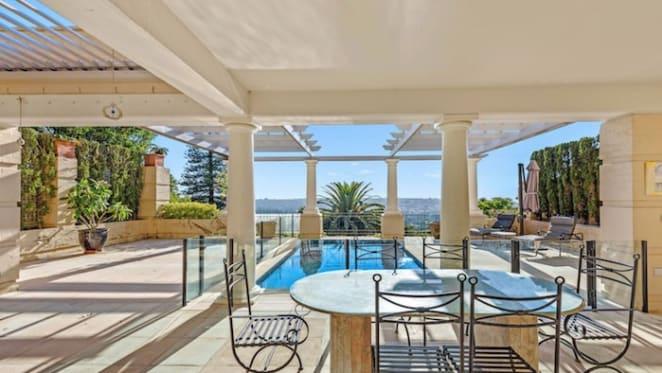 McGrath chief executive Geoff Lucas buys half a Palladian villa in Bellevue Hill