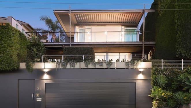 McGrath chief executive Geoff Lucas lists in Cremorne after buying half a Palladian villa in Bellevue Hill