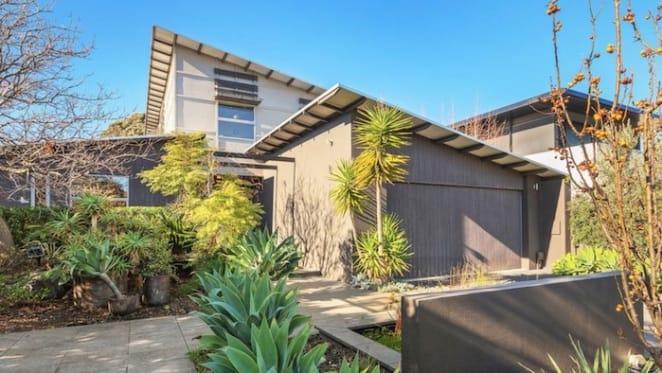 Former Coles exec George Dymond lists luxury Brighton home