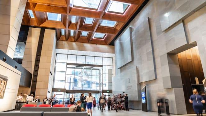 ISPT unveil $75 million George Place precinct in Sydney