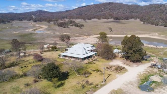 Glen Barra at Watsons Creek listed for sale