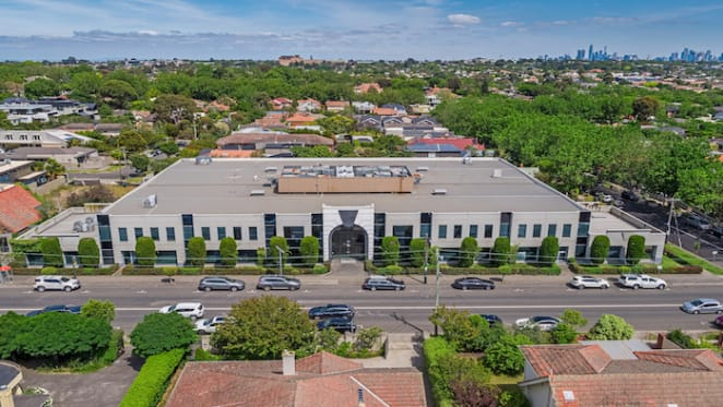 Glen Iris commercial property listed for sale