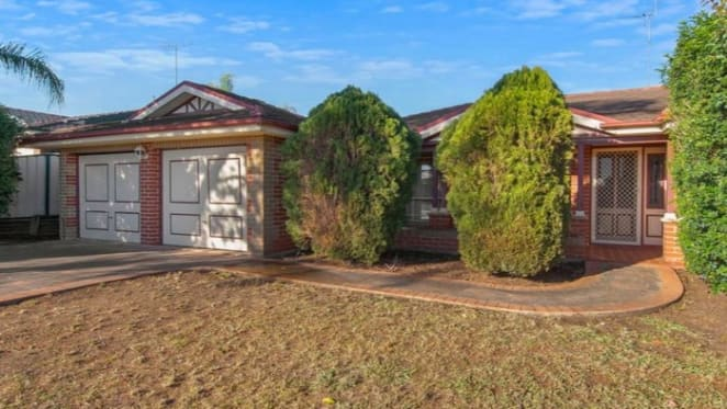 Four bedroom Glenmore Park, NSW mortgagee home sold