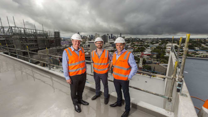 Woolworths and Reading Entertainment secured as tenants for Woolloongabba's South City Square